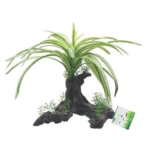 "Fluval Decorative Fountain Plant 25 cm (10"") on Root"